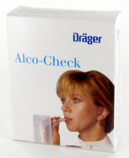 Alco-check 1 | Tests auto-diagnostiques