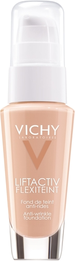 Vichy Flexilift Teint Anti Rides 25 Nude 30ml | Fonds de teint