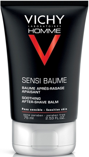 Vichy Homme Sensibaume Minéral 75ml | Rasage (After Shave)