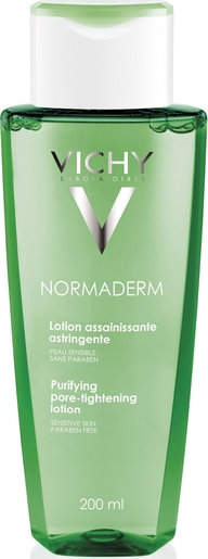 Vichy Normaderm Lotion Purifiante Desincrustante 200ml | Acné - Imperfections