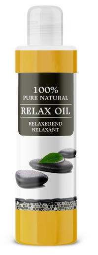 Soria Relax Huile Massage 200ml | Massage