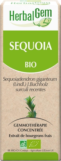 Herbalgem Sequoia Macérat 15ml | Articulations - Muscles - Os