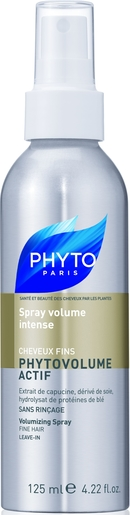 Phytovolume Actif Spray 125ml | Brossage - Démêlage