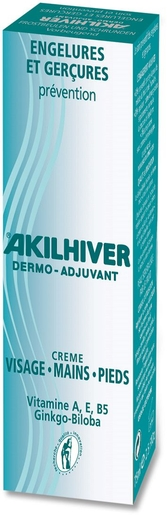 AkilHiver 75ml | Froid - Engelures - Gerçures