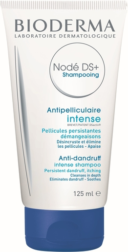 Bioderma Node DS+ Shampooing Anti-pelliculaire 125ml | Antipelliculaire