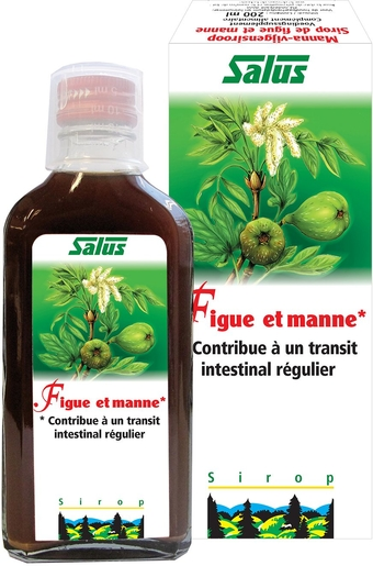 Salus Jus Figue Et Manne 200ml | Digestion - Transit