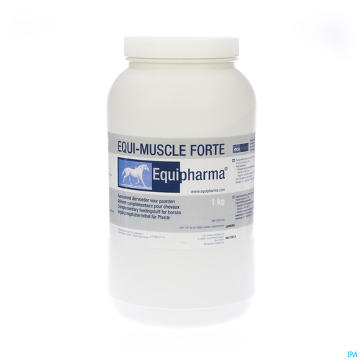 Equi Muscle Forte Poudre 1kg | Animaux
