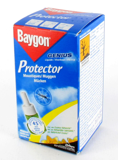 Baygon Genius Protector Recharge 30ml | Insecticides
