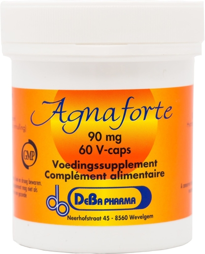 Agnaforte Caps 60x90mg Deba