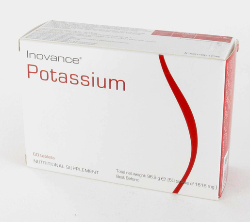 Inovance Potassium 60 Comprimés | Circulation