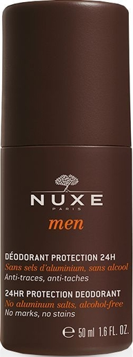 Nuxe Men Deo Protection 24h Roll-on 50ml | Déodorants