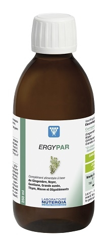 Ergypar 250ml | Digestion - Transit