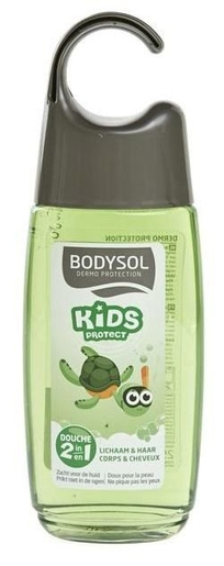 Bodysol Kids Douche 2en1 Kiwi 250ml | Bain - Douche