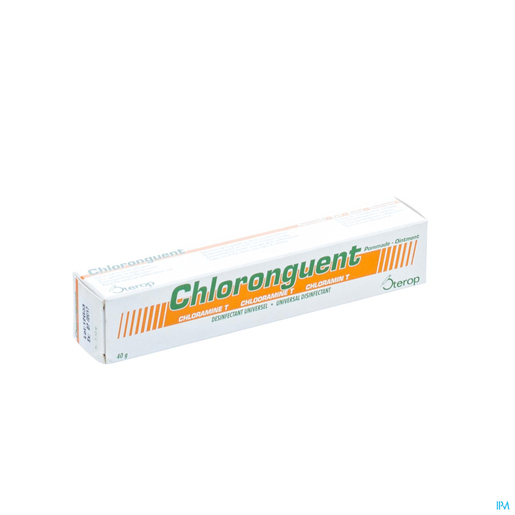 Chloronguent 1,5% Pommade 40g | Désinfectants - Anti infectieux