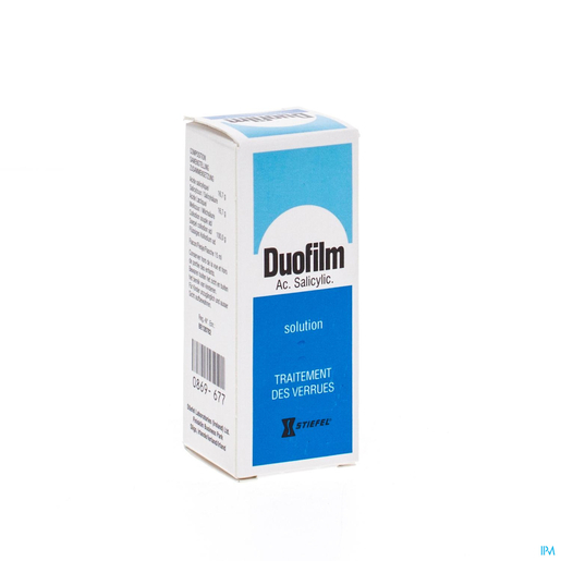 Duofilm Solution 15ml | Verrues - Cors