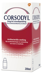 Corsodyl Solution 200ml