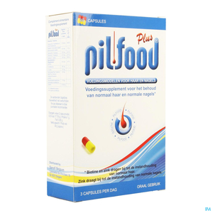 Pilfood Plus 90 Capsules