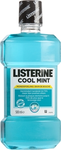 Listerine Cool Mint Bain De Bouche 500ml
