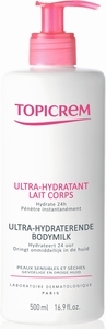 Topicrem Ultra-Hydratant Lait Corps 500ml