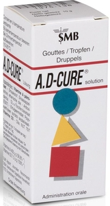 AD-Cure Solution Buvable en Gouttes 10ml