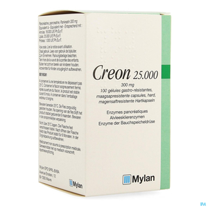 Creon Forte 100 Capsules x300mg