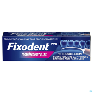 Fixodent Pro Plus Dual Protection 40g