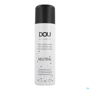 Dou My Hands Spray Desinfectant Mains Neutral200ml