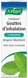 A. Vogel Cinuforce Gouttes Inhalation 20ml