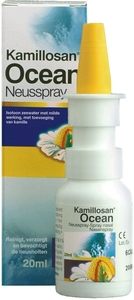 Kamillosan Ocean Spray Nasal 20ml