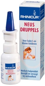 Rhinicur Gouttes Nasales 20ml