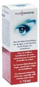 EyeDrops Natural Gouttes 15ml