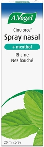 A. Vogel Cinuforce Spray Nasal Menthol 20ml