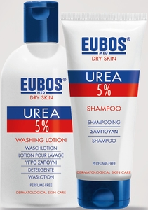 Eubos Urea 5% Lotion Lavante 200ml