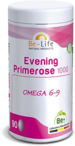 Be-Life Evening Primrose 1000 Bio 90 Gélules