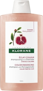 Klorane Shampooing Eclat Couleur Grenade 400ml