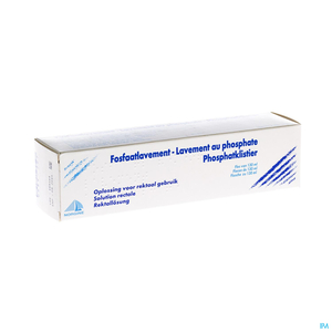 Lavement au Phosphate Solution Rectale 130ml