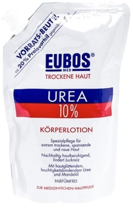 Eubos Urea 10% Recharge Lotion Corps 400ml