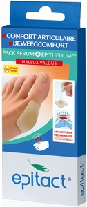 Epitact Kit Hallux Valgus Sérum 10ml + 2 Protections