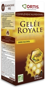 Ortis Gelee Royale Bio 250ml