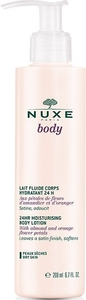Nuxe Body Lait Fluide Corps Hydratant 24h 200ml