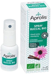 Aprolis Spray Buccal Bio 20ml