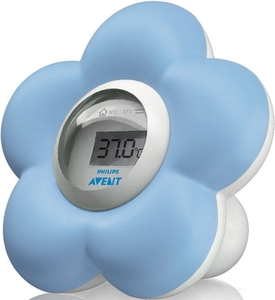 Philips Avent Thermometre Bain Digital Fleur
