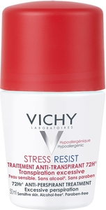 Vichy Déodorant Transpiration Excessive Stress Resist 50ml
