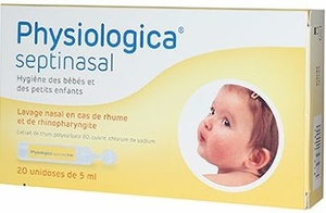 Physiologica Septinasal Unidoses 20x5ml