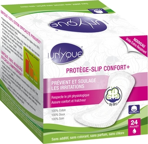 Unyque 24 Protège Slips Extra Fins Pocket