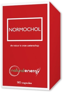 Normochol Natural Energy 90 Capsules x600mg