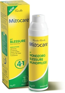Mitocare Gel Blessure 75g