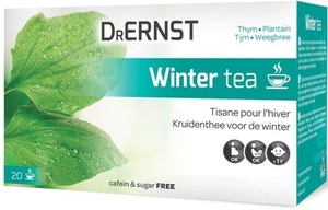 Dr Ernst Winter Tea 20 Sachets