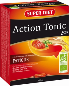 Super Diet Action Tonic 10 Ampoules x 15ml