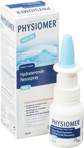 Physiomer Mini Spray Nasal Hydratant 20ml